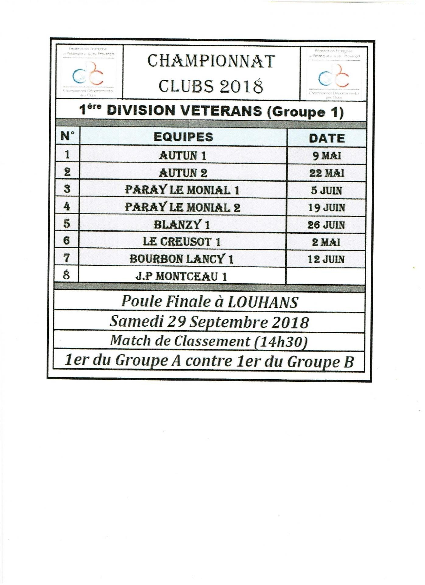 1ere division veterans g1