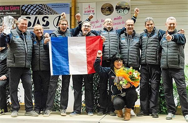 Champions de france 2018