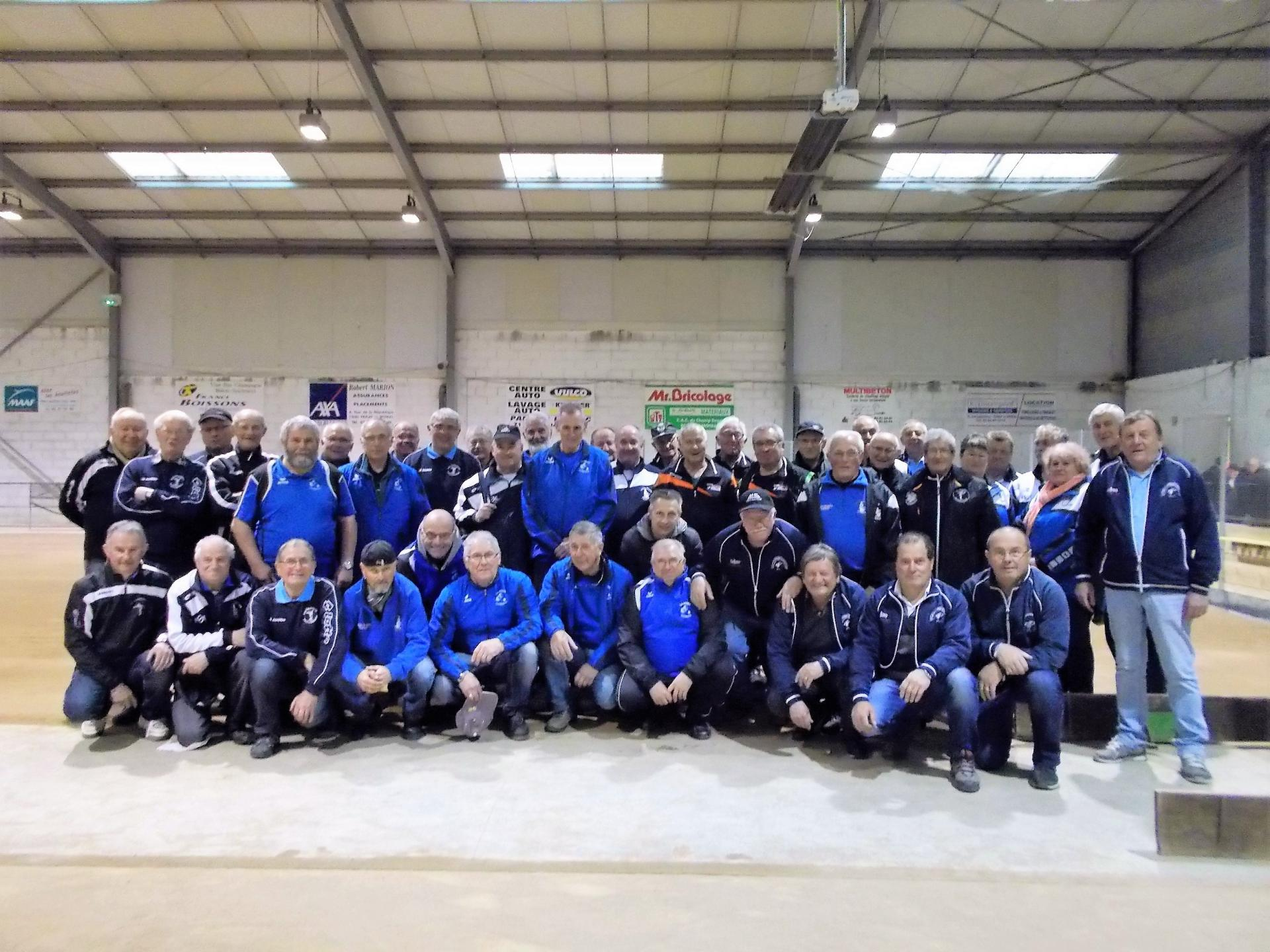 Rencontre veterans 3 a paray