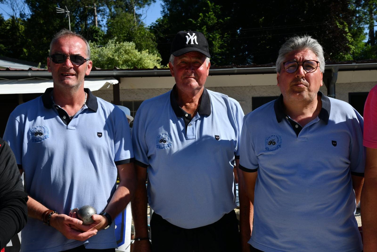 Triplettes seniors